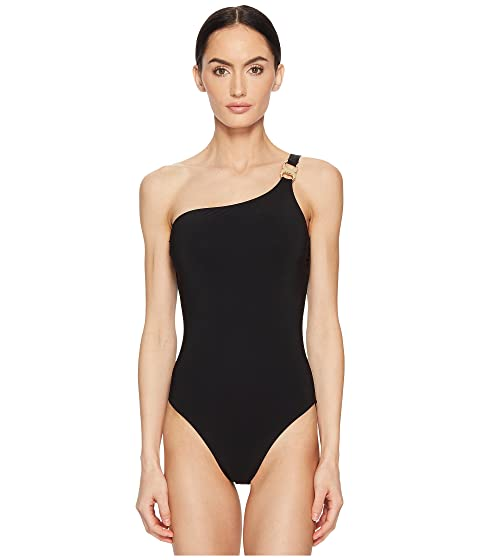 19049a7a43 Tory Burch Swimwear Gemini One Shoulder One-Piece at Zappos.com