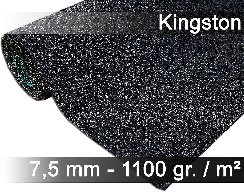 wasserdurchl/ässig mit UV-Garantie Outdoor f/ür Garten und Balkon Gr/ö/ße: 200x800 cm Top Kunstrasenteppich Springfield Meterware