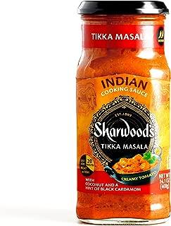 Sharwoods Tikka Masala Cooking Sauce 14.1 oz each (1 Item Per Order)