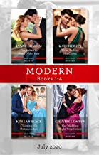 Modern Box Set 1-4 July 2020/The Italian in Need of an Heir/Vows to Save His Crown/Claiming His Unknown Son/Her Wedding Ni...