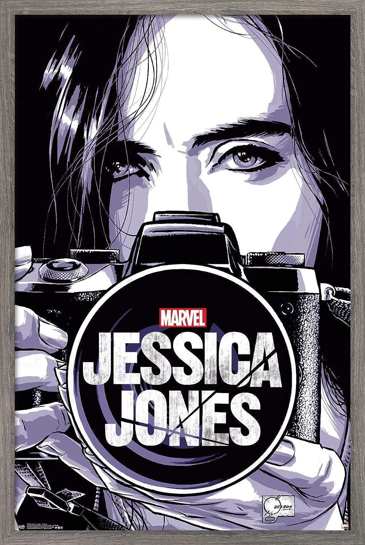 online shop Trends International Marvel Comics TV Nashville-Davidson Mall Jessica W Jones - Camera