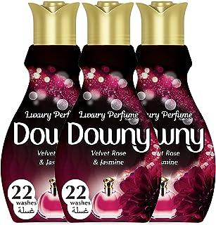 Downy Feel Elegant Fabric Softener, 880 ml - Pack of 3