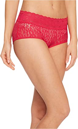 Halo Lace Boy Short