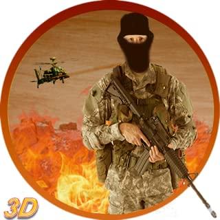 Ghost Commando War Zone 3D