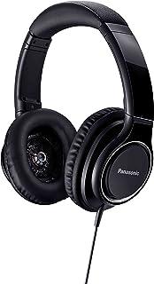 パナソニック 密閉型ヘッドホン ハイレゾ音源対応 ブラック RP-HD5-K