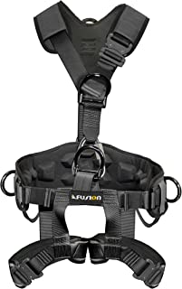 Fusion Tac-Rescue Specialty Harness, Black