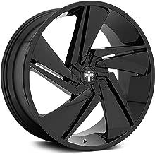 Dub S247 Fade 24x10 5x150 +35mm Gloss Black Wheel Rim 24
