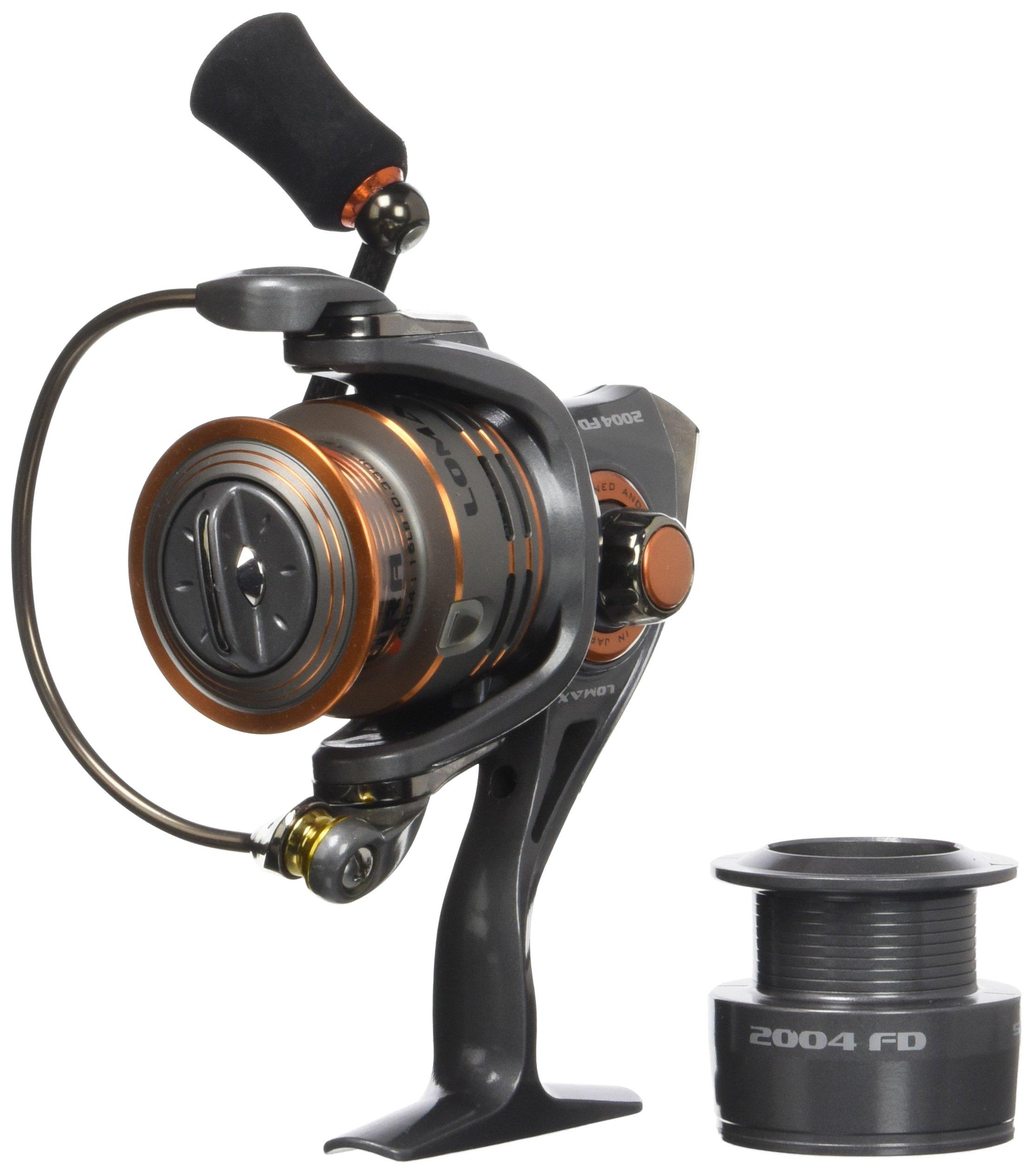 Sakura Lomax - Carrete de pesca de lanzado, talla 4004: Amazon.es ...