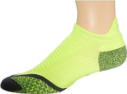 Nike - Elite Running Cushion No Show Tab 1-Pair Pack