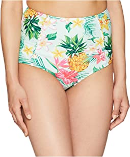 Unique Vintage Phillipa Swim Bottom