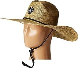 Volcom - Quarter Straw Hat