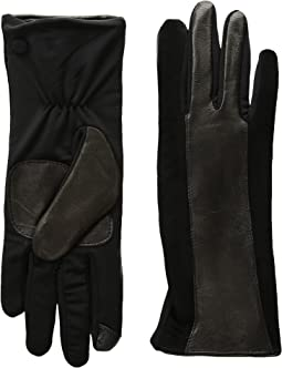 Echo Design - Leather Stripe Superfit Gloves