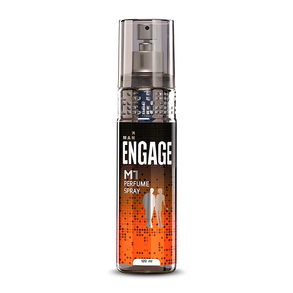 単調なスリッパ共感するEngage M1 Perfume Spray For Men, 120ml