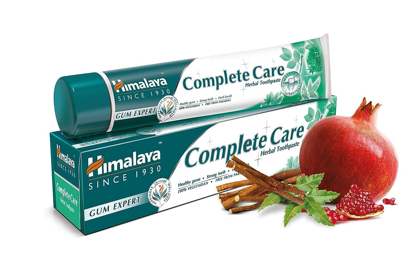 不快政策お肉Himalaya Complete Care Toothpaste 100g