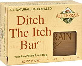 All Terrain Ditch the Itch Bar - 4 oz - Pack of 4