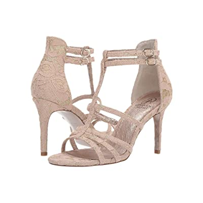 Adrianna Papell Adara Heeled Sandal (Blush) High Heels