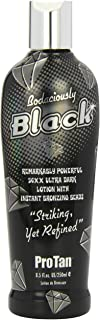 Pro Tan Bodaciously Black Remarkably Powerful 50XX Ultra Dark Sunbed Lotion 250ml, per stuk verpakt (1 x 250 ml)