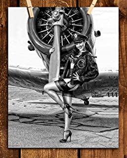 Best pin up airplane Reviews