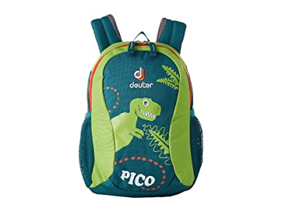 Deuter Pico (Alpine Green/Kiwi) Backpack Bags