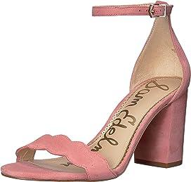 5afd875e4c34 Odila Ankle Strap Sandal Heel. Sam Edelman. Odila ...
