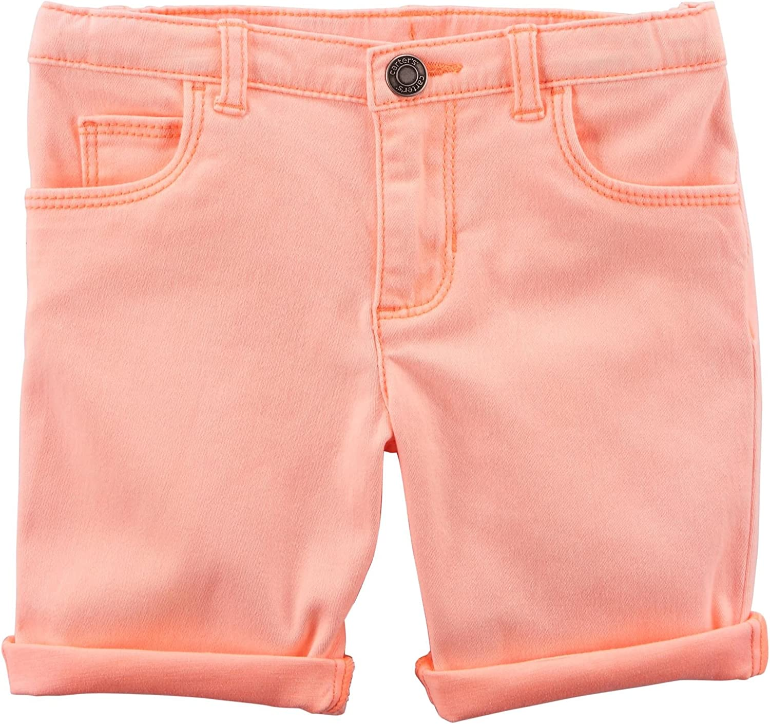 Carter's Girls' Albuquerque Mall Stretch Shorts Skimmer New arrival