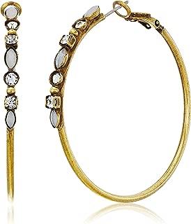 handmade hoop earring designs