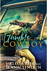 Gamble on a Cowboy (The Cowboys of Whisper, Colorado Book 9) Kindle Edition