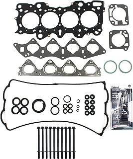 CH616T1HB MLS Cylinder Head Gasket Set and Head Bolt Kit for VTEC Acura Integra 1.8L GS-R TYPE-R B18C B18C1 B18C5 Engine