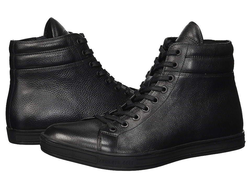 Kenneth Cole New York Brand Sneaker F (Black) Men