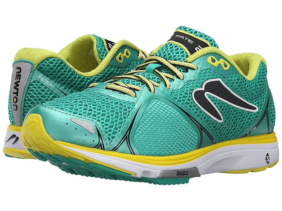 Newton Running Fate II (Green/Yellow) Women