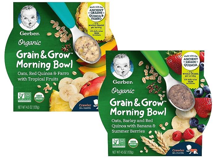 The Best Gerber Baby Food Quinoa