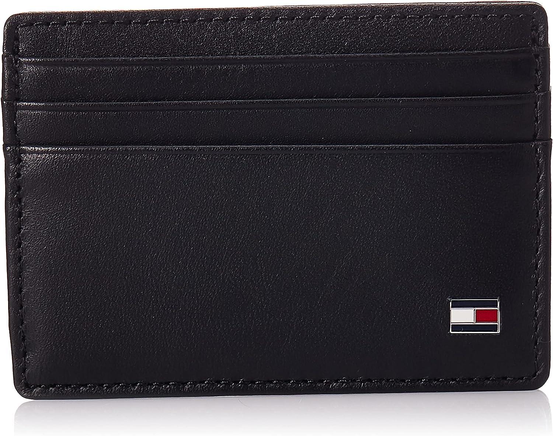 Tommy Brand Cheap Sale Venue Hilfiger Men's 25% OFF Card Case Wallet Dimensions x W 1 D H :