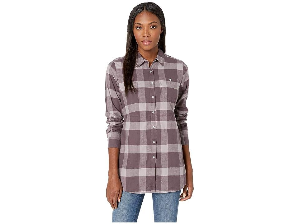 Mountain Hardwear Pt. Isabel Long Sleeve Tunic (Purple Dusk) Women