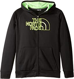 Surgent Full Zip Hoodie (Little Kids/Big Kids)
