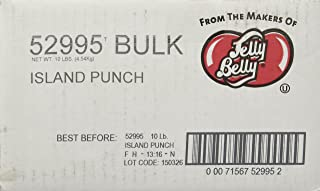 Jelly Belly Island Punch Jelly Beans, 10-Pound Box