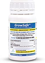 AgroMagen (GS420), GrowSafe Bio-Pesticide, Natural Miticide, Fungicide and Insecticide, for Organic Gardening, Non-Toxic, Concentrate 8.5 Ounce