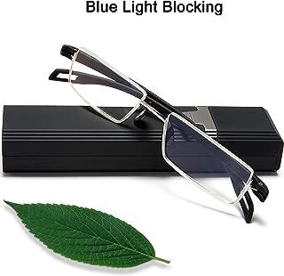 ultralight rimless glasses