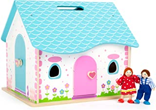 Amazon.es: Casas De Madera Para Barbie