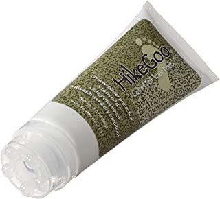 HikeGoo Blister Prevention Cream Specifically Formulated for Feet (3 oz)