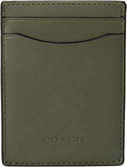 COACH - Sport Calf 3-in-1 Card Case