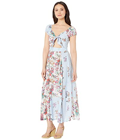 Tolani Mahila by Tolani Remy Maxi Dress (Wisteria) Women