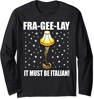 Christmas Leg Lamp Shirt FRA-GEE-LAY T shirt Major Award