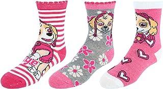 Pack de 3 pares de calcetines de Skye de la Patrulla Canina 31/34