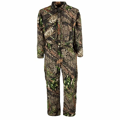 Berne Big Mens Mossy Oak Country Insulated Camo Coverall (Mossy Oak Country  2X) fa52b5b9811c