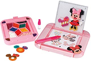 AQUA BEADS Kit de Perles Minnie Mouse