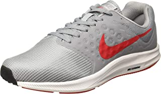 Nike Men's Downshifter 7 Green Abyss/White-Blue Force Ankle-High Running Shoe - 11M