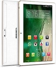 Tablets 10 Pulgadas BEISTA-(Android 7.0,WiFi,3G Tablet,HD IPS,Quad Core,2GB RAM,32GB de Memoria Interna,Soporte para Servicios de Google/Doble SIM/Doble cámara5.0MP+2.0MP/Bluetooth/GPS/OTG)-Blanco