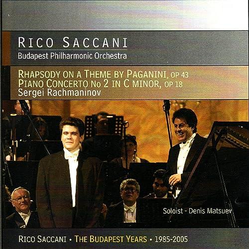 Rachmaninov: Concerto No. 2 in C Minor, Op. 128: Rachmaninov: Concerto No. 2 I. Moderato