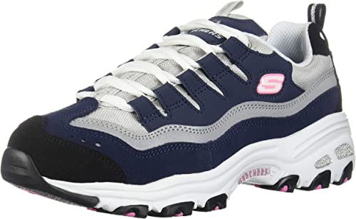 Skechers Damen Turnschuhe D& 039;Lites Sure Thing 13141