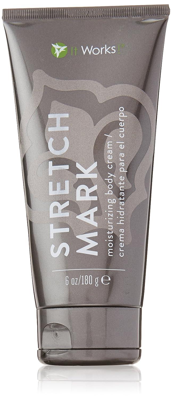 It Works! Stretch Mark Moisturizing Cream, 6 Fluid Ounce